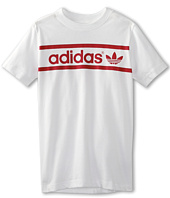 adidas Originals Kids - Kids' Heritage Logo Tee (Little Kids/Big Kids)