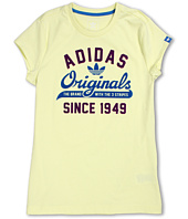 adidas Originals Kids - Junior Girls' Graphic Tee (Little Kids/Big Kids)