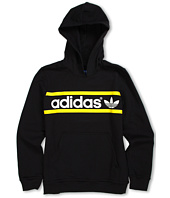 adidas Originals Kids - Kids' Heritage Logo Hoodie (Little Kids/Big Kids)