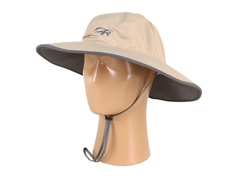 Outdoor Research Outdoor Research Aquifer Sun Sombrero - Khaki
