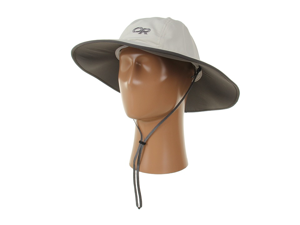 Outdoor Research - Outdoor Research Aquifer Sun Sombrero (Sand) Traditional Hats
