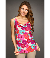 Tommy Bahama - Falling Dahlias Top