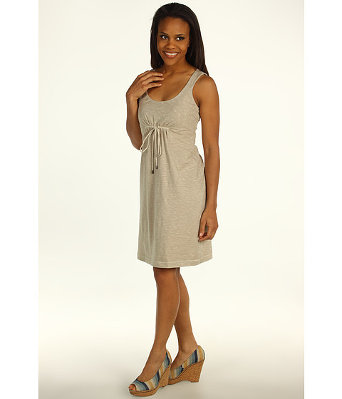 Tommy Bahama - Arden Jersey Open Back Dress (Twill) - Apparel