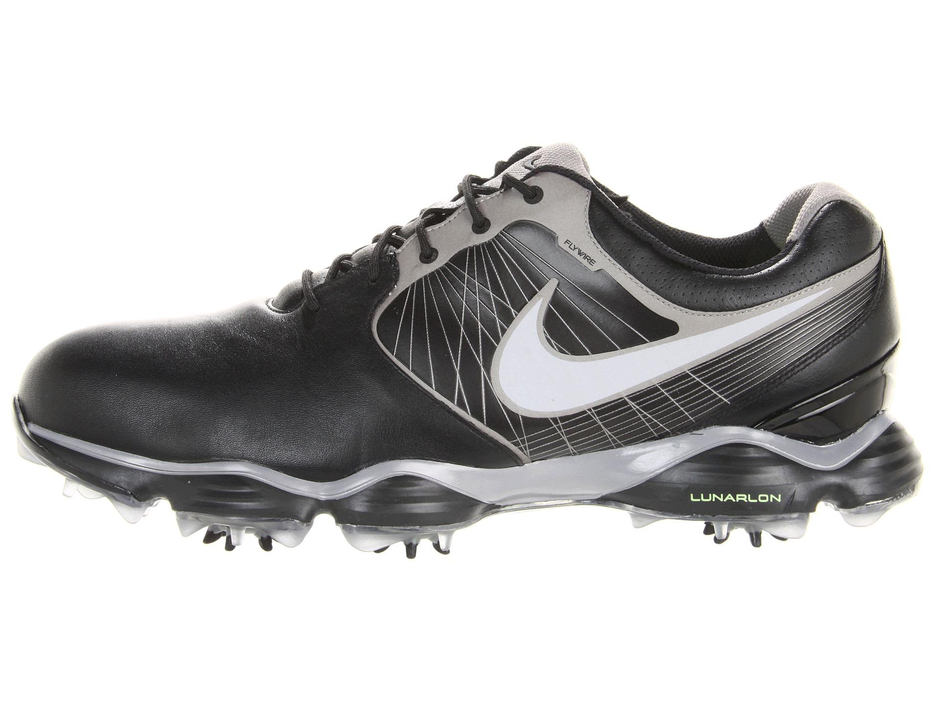 Nike Lunar Control Ii Golf Shoes Volt