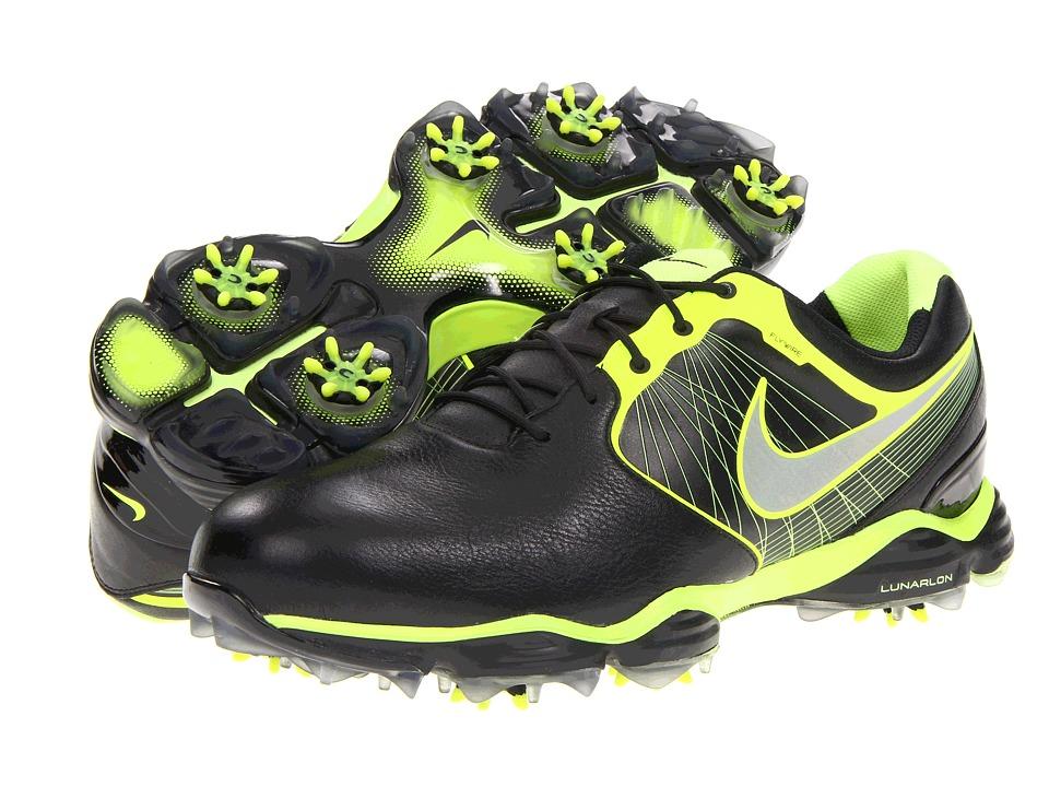 nike golf shoes green