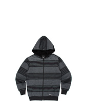 Rip Curl Kids - Dawn Patrol Stripe Zip Hoodie (Big Kids)