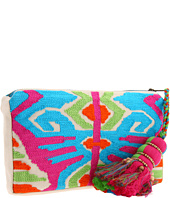 Krickette - Embroidered Zip Pouch