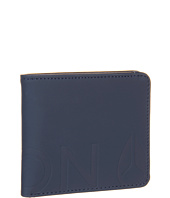 Nixon - Rubber Big Bill Fuller Bi-Fold Coin Wallet