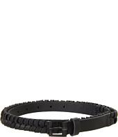 Cheap Nixon Bent Slim Belt Black