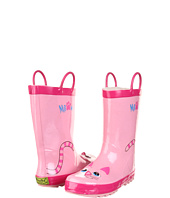 Western Chief Kids - Pink Kitty Rainboot (Infant/Toddler/Youth)