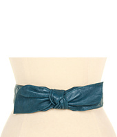 Lodis Accessories - Abbot Kinney Quilted Bow High Waist Belt