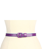 Lodis Accessories - Audrey Covered Buckle Pant Belt