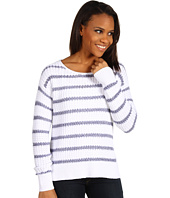 Calvin Klein Jeans - Variagated Striped Pullover Sweater