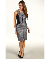 Kenneth Cole New York - Zip Front Dress