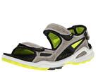 ECCO Sport - Biom Chiappo Terrain Sandal (Wild Dove/Lime Punch/Old Silla) -