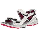 ECCO Sport - Biom Chiappo Terrain Sandal (Shadow White/Fuchsia) -