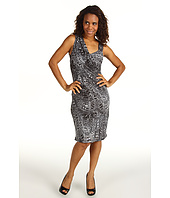 Kenneth Cole New York - Modern Prism Sleeveless Drapey Dress