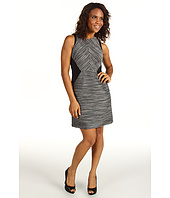Kenneth Cole New York - Mixed Media Dress