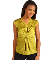 Kenneth Cole New York - Pleated Front Blouse
