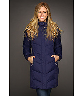 MICHAEL Michael Kors - Chevron Quilted Down Coat