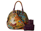 Anuschka Handbags - 503 (Two for Joy) - Bags and Luggage