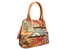 Anuschka Handbags - 480 (Patchwork Garden) - Bags and Luggage