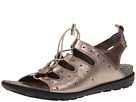 ECCO - Jab Toggle Sandal (Warm Grey Metallic/Warm Grey) -
