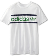 adidas Originals Kids - Kids' Heritage Logo Tee (Toddler/Little Kids/Big Kids)