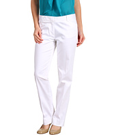 Jones New York - Petite Jones New York Signature Straight Leg Pant