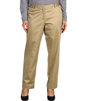 Jones New York - Plus Jones New York Signature Straight Leg Pant
