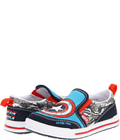 Stride Rite - Captain America Slip-on (Toddler/Youth)