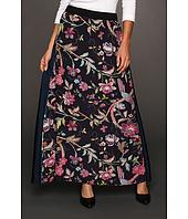 Johnny Was - Maxi Print Skirt