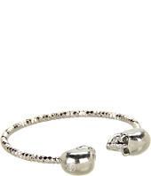 Alexander McQueen - Twin Skull Bracelet
