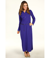 Anne Klein - L/S Maxi Dress