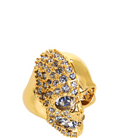 Alexander McQueen - Skull Ring Two Faced