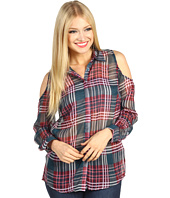 Type Z - Adi Plaid Top