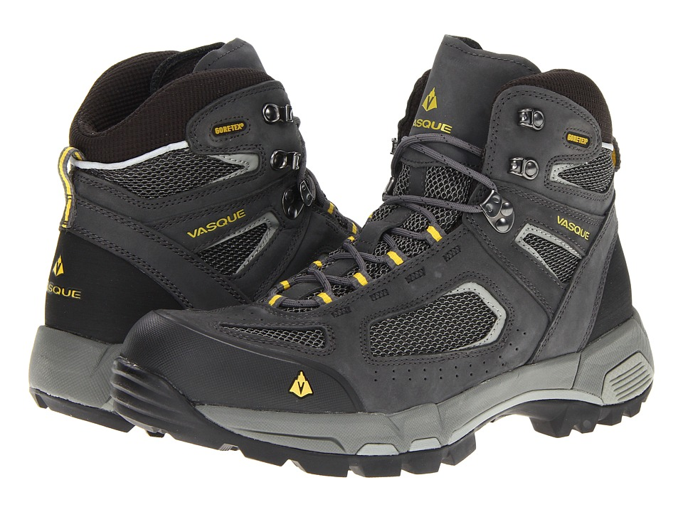 Vasque - Breeze 2.0 GTX (Castlerock/Solar Power) Men