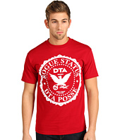 DTA secured by Rogue Status - OG Crest Mens Tee