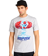 DTA secured by Rogue Status - Mushroom Clown Mens Tee