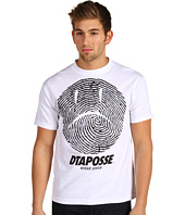 DTA secured by Rogue Status - Fingerprint Mens Tee