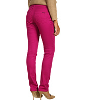 Kenneth Cole New York - Colored Slim Denim in Bright Fuschia