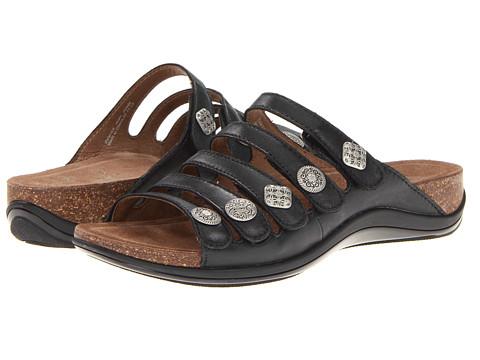 Dansko - Janie (Black Nappa) - Footwear