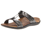 Layla II Slide (Gunmetal Crocodile) shoes