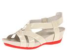 Camper - Micro Sandalia Tiras Cruzadas - 21743 (Bone) - Footwear