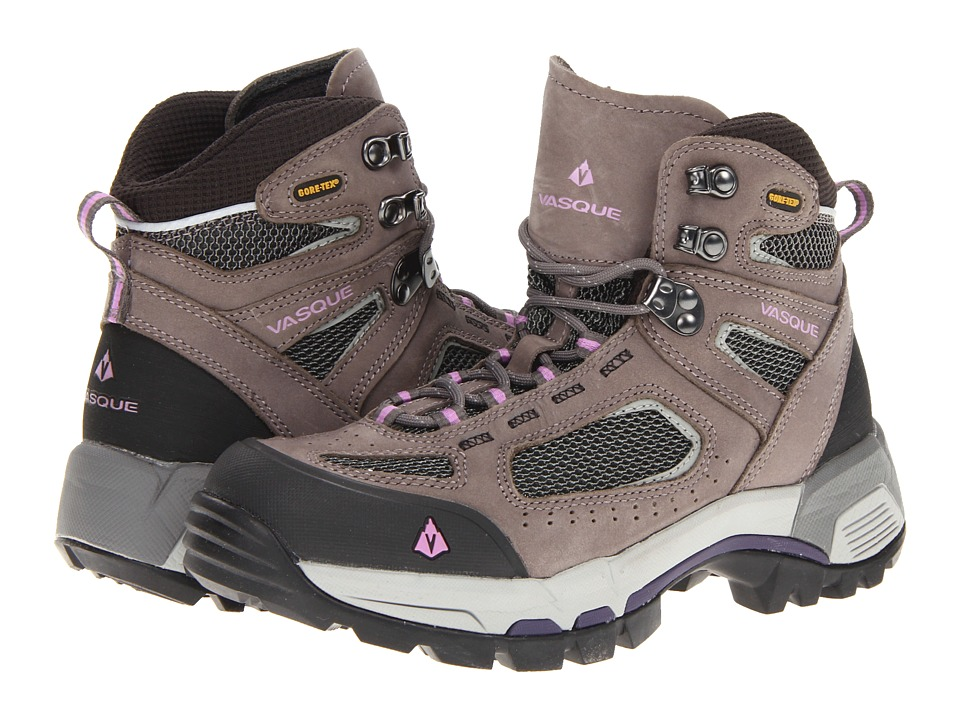 Vasque - Breeze 2.0 GTX (Gargoyle/African Violet) Women
