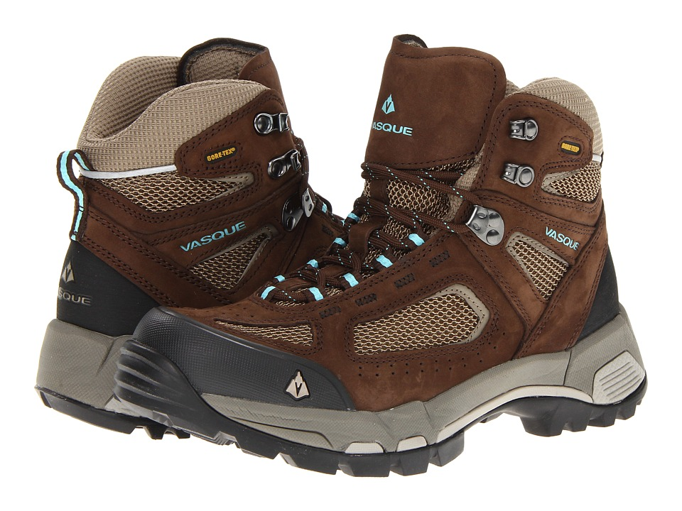 Vasque - Breeze 2.0 GTX (Slate Brown / Bluefish) Women