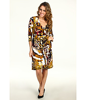 Calvin Klein - Monarch Print Dress