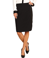 Calvin Klein - Pencil Skirt w/ Zip