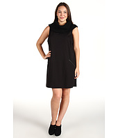 Calvin Klein - Plus Size Rib Neck Shift Dress