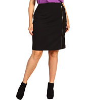 Calvin Klein - Plus Size Pencil Skirt w/ Zip